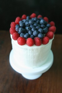 Norwegian Velvet Cake