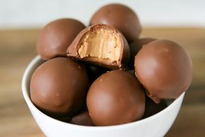 Peanut Butter Cup Balls
