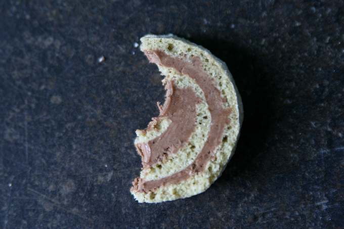 Rulltårta med Chokladsmörkräm | Baker vs. Runner
