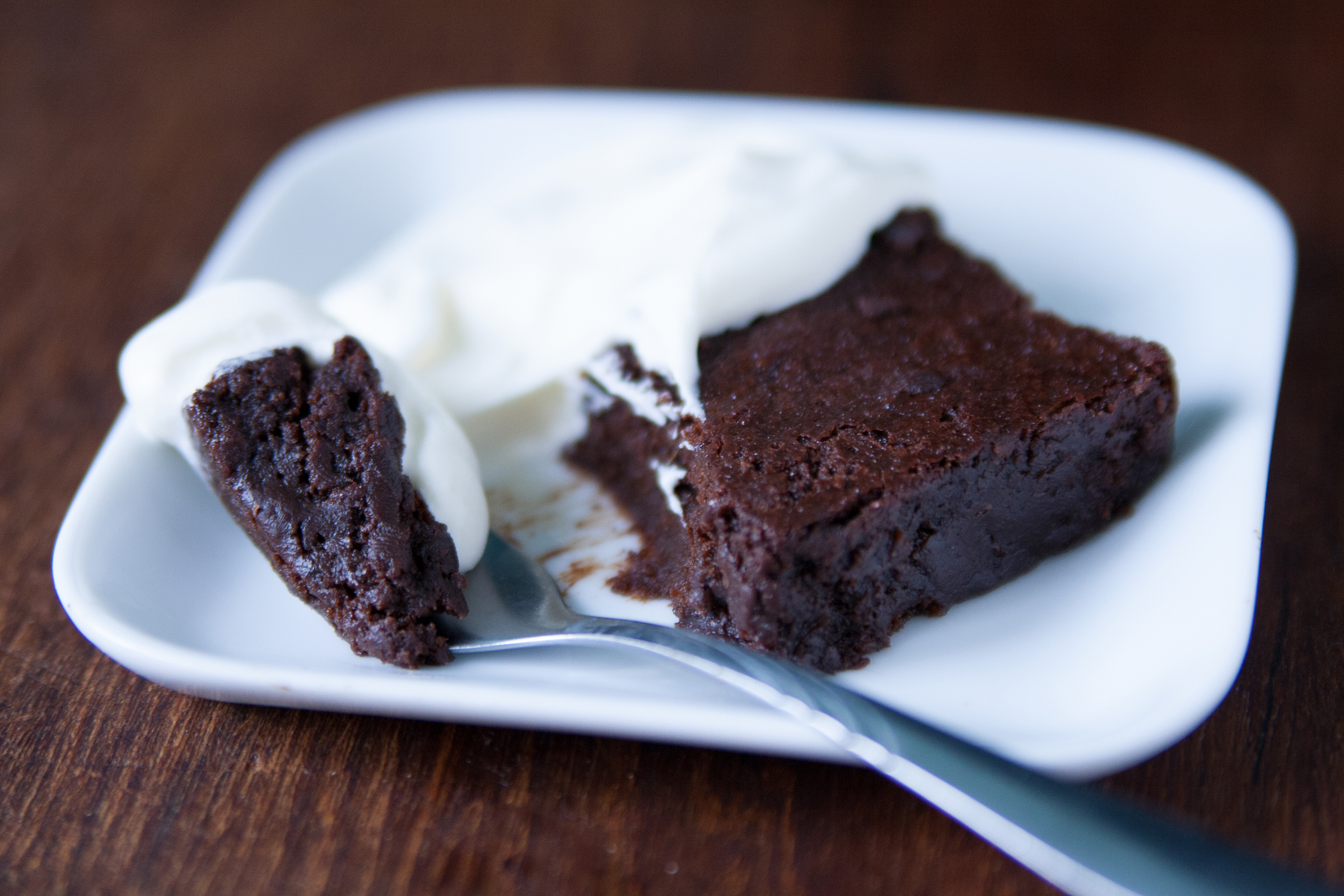 Fudgy Brownie | Baker vs. Runner