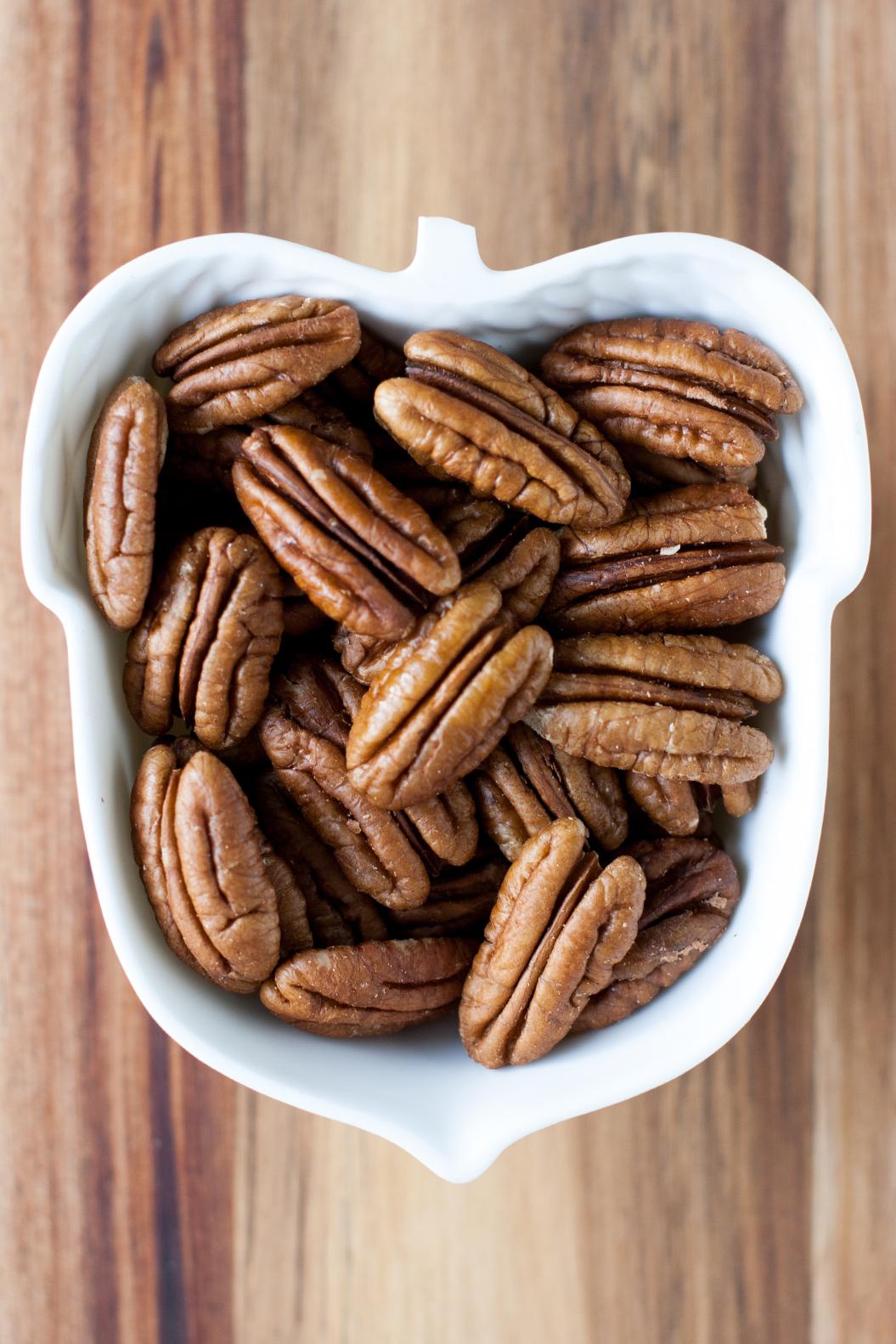 Vit Choklad- och Pekanbitar | Baker vs. Runner