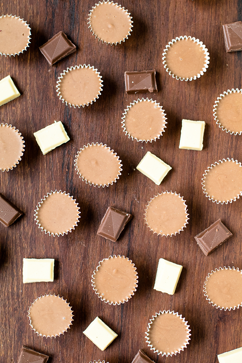 Chocolate Peanut Butter Meltaways | Baker vs. Runner