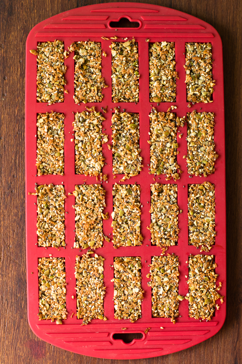 Granola Bars | Baker vs. Runner
